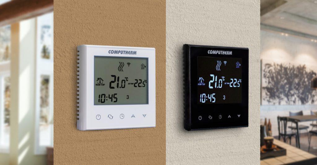 Yabune home okos fűtés termosztát